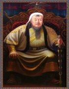 上帝的长鞭――成吉思汗的铁血箴