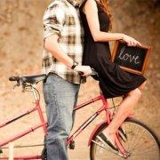 我们要的爱情:一个你,一颗心,一